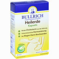 Bullrich's Heilerde Kapseln 48 Stück