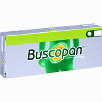 Abbildung von Buscopan Dragees Adl pharma 50 Stück