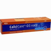 Calcicare-d3 Forte  Brausetabletten 20 Stück