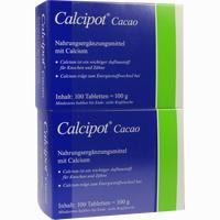 Calcipot Cacao Kautabletten  200 Stück