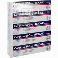 Calcium 500 Hexal  Brausetabletten 100 Stück
