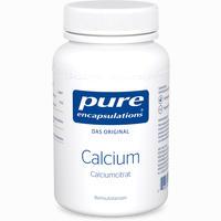 Calcium (calciumcitrat)  Kapseln 90 Stück