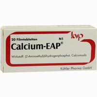 Abbildung von Calcium- Eap Filmtabletten  20 Stück
