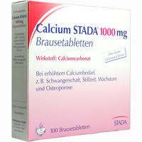 Calcium Stada 1000 100 Stück