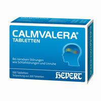 Abbildung von Calmvalera Hevert Tabletten  200 Stück
