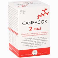 Abbildung von Caneacor 2 Plus Kapseln 90 Stück