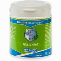 Canina Kräuter-doc Fell & Haut Vet.  Pulver 300 g