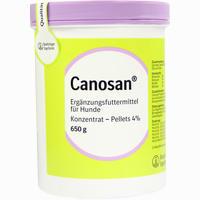 Abbildung von Canosan Konzentrat- Pellets 650 g