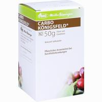 Carbo Königsfeld Pulver  50 g
