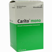 Abbildung von Carito Mono Kapseln 120 Stück