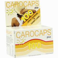 Carocaps 100 Plus  Kapseln 30 Stück