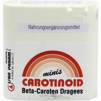 Carotinoid Minis  Dragees 150 Stück