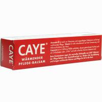 Abbildung von Caye Wärmender Pflege- Balsam  100 ml