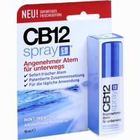 Abbildung von Cb12 Spray  15 ml