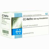 Abbildung von Cc - Nefro Filmtabletten 100 Stück