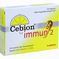 Cebion Immun 2  Kapseln 30 Stück