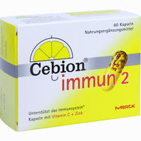 Cebion Immun 2  Kapseln 60 Stück