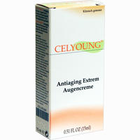 Celyoung Antiaging Extrem Augencreme  15 ml