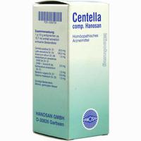 Centella Comp. Hanosan Mischung  Tropfen 50 ml