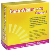 Abbildung von Centrovision Amd Omega 3 Kapseln 90 Stück