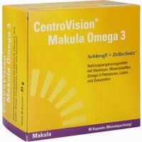 Abbildung von Centrovision Makula Omega 3 Kapseln 90 Stück