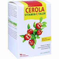 Cerola Vitamin-C-Taler Grandel 96 Stück