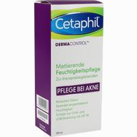 Abbildung von Cetaphil Dermacontrol Feuchtigkeitspflege Lotion 120 ml