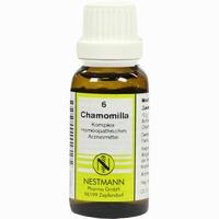 Chamomilla Kompl Nestm 6  Dilution 20 ml