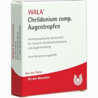 Abbildung von Chelidonium Comp. Augentropfen  5 x 0.5 ml