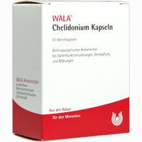 Chelidonium Kapseln   30 Stück