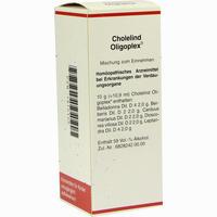 Cholelind Oligoplex  Tropfen 50 ml