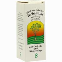 Chruetermaenn Teebaum Top 10 ml