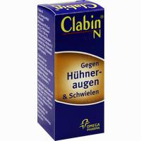 Abbildung von Clabin N Lösung 8 g