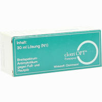 Clotri Opt Lösung  30 ml