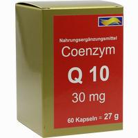 Coenzym Q 10 30mg  Kapseln 60 Stück