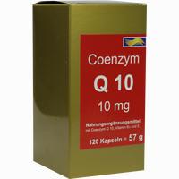 Coenzym Q 10  Kapseln 120 Stück
