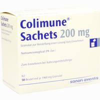 Colimune S 200  Pulver 50 Stück