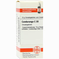 Condurango C30 Globuli  10 g