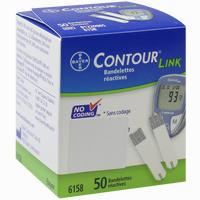 Contour Sensoren Teststreifen Westen pharma 50 Stück