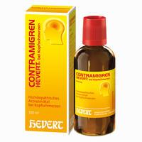 Abbildung von Contramigren Hevert bei Kopfschmerzen Mischung 100 ml