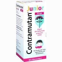 Abbildung von Contramutan Junior Sirup  150 ml