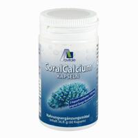 Abbildung von Coral Calciumkapseln 500mg 60 Stück