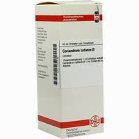 Abbildung von Coriandrum Sativum Urt=d 1  Dilution 50 ml
