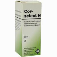 Abbildung von Corselect N Tropfen  30 ml