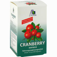Cranberry Kapseln 400mg  240 Stück