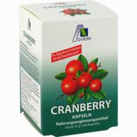 Abbildung von Cranberry Kapseln Hochdosiert 400mg  100 Stück