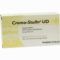 Cromo-stulln Ud  Augentropfen 50X0.5 ml