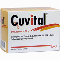 Cuvital  Kapseln 60 Stück