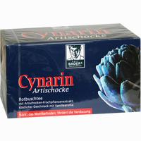 Abbildung von Cynarin Artischocke  Filterbeutel 20 Stück