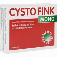 Abbildung von Cysto Fink Mono Kapseln 60 Stück